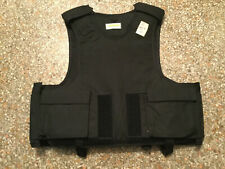 Large Body Armor Bullet Proof Vest Plate carrier w / panels level II+stab  !*!