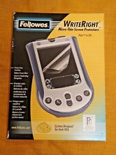 Fellowes WriteRight Micro-Thin Screen Protectors for Palm M130 (Set of 9)