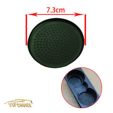 Cup Rubber Holder Mat Pad Black 5K0862531 For VW Jetta Golf MK5 EOS