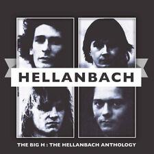 Hellanbach:  The Big H: The Hellanbach Anthology (2 x White Vinyl) New & Sealed