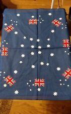 BRITISH UK  FLAG  HANKERCHIEF/BANDANA/OR TABLE SCARF  NWOT