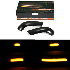 2PCS Dynamic Mirror LED Turn Signal Light For VW Golf 5 Jetta MK5 Passat B6