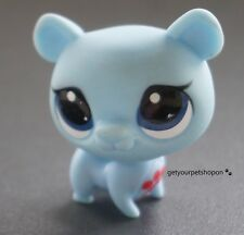 "LITTLEST PET SHOP ""BLIND BAG"" Blue Bear #3519 FIGURE"