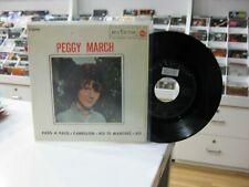 "PEGGY MARCH 7"" EP SPANISH PASO A PASO + 3.  1964 PROMO"