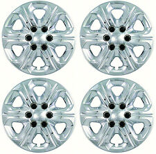 "(4) 2009-2014 CHEVY TRAVERSE 17"" CHROME HUBCAPS WHEEL COVERS IWC454-17"""