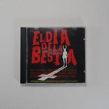 EL DIA DE LA BESTIA OST [Korea Edition, Jewel Case, 1CD, 16 Tracks] 1995