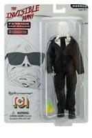 """Invisible Man MEGO Horror series 8""""Figure Officially licensed NEW IN STOCK!"""