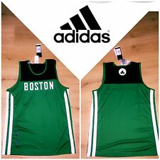 New Boston Celtics Kevin Garnett  Basketball young   Jersey Green Black