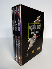 Grateful Dead View From The Vault I II III DVD Box Set 1990 1991 1987 Live GD