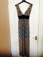 Baby Phat Kimora Lee Summons Ladies Grecian Style Maxi Dress BNWT Size S