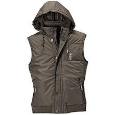 Stihl Timbersports Genuine Clothing Padded Vest Olive Size X-Large