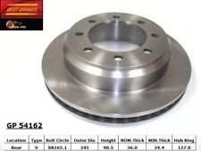 Disc Brake Rotor fits 2008-2014 Ford E-150,E-250 E-150,E-250,E-350 Super Duty  B
