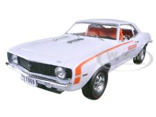 1969 CHEVROLET CAMARO SS 396 WHITE FIFTY YEARS ANNIVERSARY 1/24 M2 40300-56A