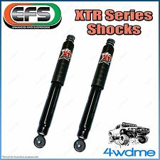 """Nissan Patrol GU Coil Cab 4WD Front EFS XTR Gas Shock Absorbers 2"""" 50mm Lift"""