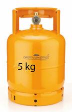BOMBOLA GAS 5KG GPL RICARICABILE per FORNELLO FORNELLONE CUCINA BARCA CAMPEGGIO