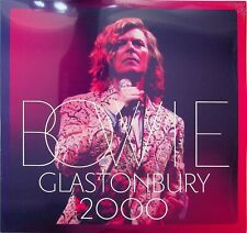DAVID BOWIE- Live at Glastonbury 2000 NEW Vinyl 3-LP (The Best of In Concert)