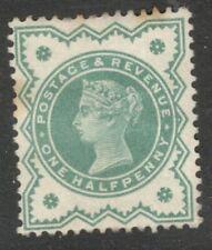 Queen Victoria - SG 213 - 1/2d Green - Mint no Gum