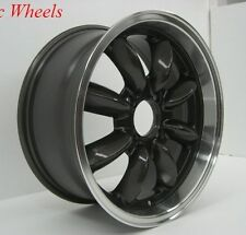 16X7 +4 Rota Rb 4X114.3 Gun Metal Wheel Fit Datsun 510 260Z 280Z Ae86 4X4.5 rims
