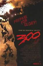 300 Regular Original Movie Poster Double Sided 27x40 inches