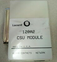Avaya/AT&T/Lucent Definity 120A2 2-Port DS1 Channel Service Unit CSU Module*