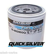 Mercury outboard Wasser trennen Kraftstofffilter 35-802893Q01,entfernten Berg