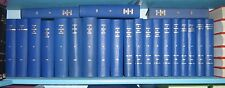 22 Hardbound Books of Physics in Medicine and Biology 1970-86 Physicists' Assoc.