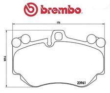 P65016 Kit pastiglie freno, Freno a disco (MARCA-BREMBO)