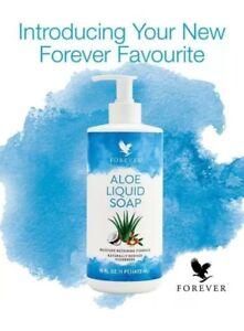 Forever Living  Aloe Vera Liquid  Hand Soap Moisturises 473ML New