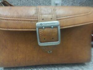 Vintage Samsonite Scandia Leather Photographer shoulder Bag