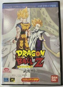 Dragon Ball Z: Buyuu Retsuden (Sega Mega drive, 1994) Used Japan