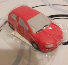 ANTISTRESS Fiat Punto 3 porte in gomma morbida rosso RARE