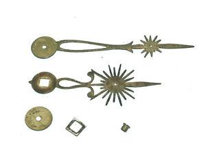 Originale alte Zeiger für Comtoise um 1860