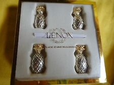 Lenox Pineapple Place Card Holders Set of 4