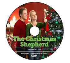 THE CHRISTMAS SHEPHERD DVD (2014) HALLMARK TV MOVIE (No Case/Art) Disk Only