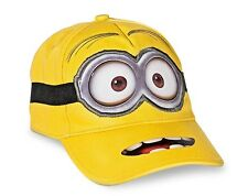 New Despicable Me Minions Boys Youth Child Toddler Baseball Cap Adjustable Hat