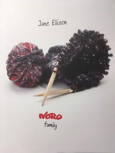 Noro Family by Jane Ellison - 20 knitting patterns for women, men and children
