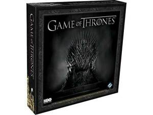 GAME OF THRONES CARD GAME HBO EDITION