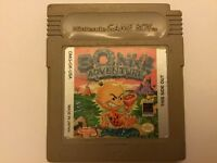 Bonk's Adventure (Nintendo Game Boy, 1992) used