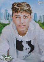 LUKAS RIEGER - A3 Poster (ca. 42 x 28 cm) - YouTube Star Clippings Fan Sammlung