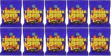 TYRKISK PEBER (Turkish Pepper) candy x 10 bags 150g FAZER Finland *BEST VALUE