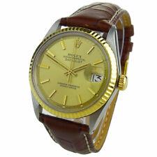 Reloj De Pulsera Rolex Datejust Oyster Perpetual Vintage Automático 1601