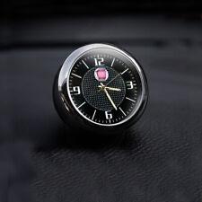 Vintage Analog Car Quartz Clock for FIAT Interior Ornaments Decoration