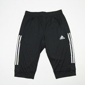No Current Team adidas Aeroready Athletic Shorts Men's Black New with Tags