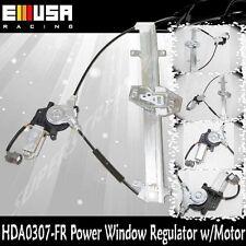 Front Right Passenger Power Window Regulator for 03-07 Honda Accord SEDAN 4D