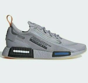 adidas Originals NMD R1 Spectoo Shoes Progressive Silver Trainers