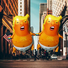 Cartoon Donald Trump Baby Aluminium Film Balloons Party Funny Decor Balloon Gift