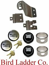 Slick Locks - Fits: Dodge Ram ProMaster Vans w/ Sliding Door - Pm-Fvk-Slide-Tk