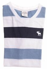 ABERCROMBIE & FITCH Boys T-Shirt Top 11-12 Years Medium Multicoloured  JH13