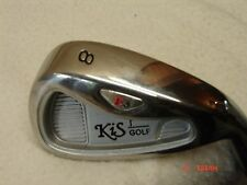 "*NEW KiS Golf E3 ""Pink Graphite"" Right Handed Women's or Junior #8 Iron"
