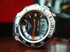 TISSOT T-Touch Sea-Touch Men's DIVERS Watch T026.420.17.281.00